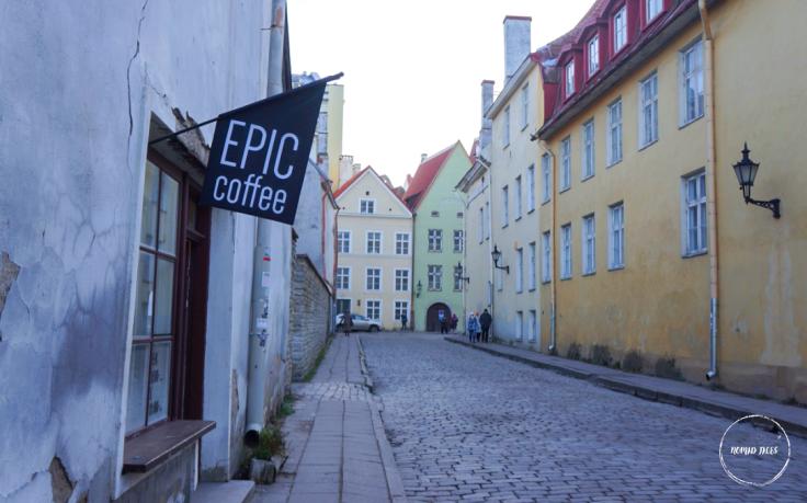 Epic Coffee Tallinn