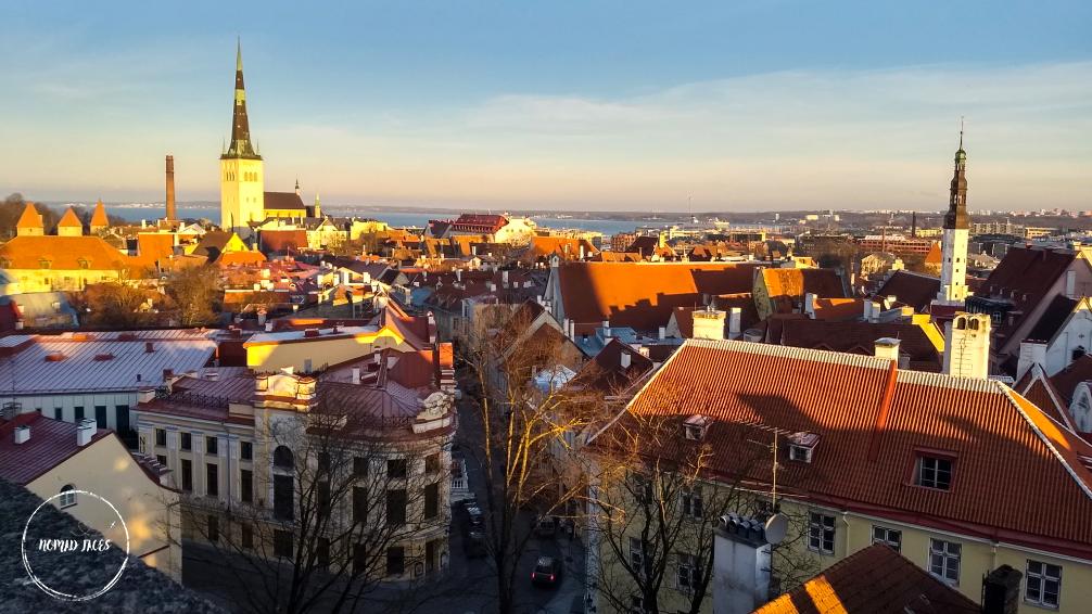 Kohtuotsa viewpoint Tallinn