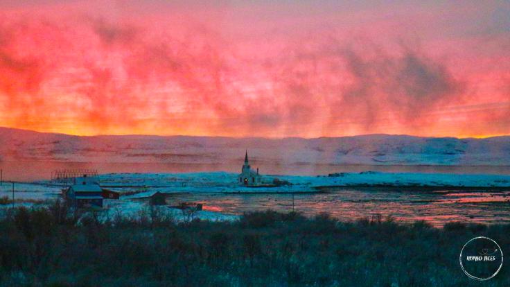 Sami Village Lapland Finland